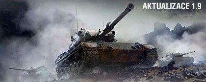 World of Tanks Blitz - update 1.9