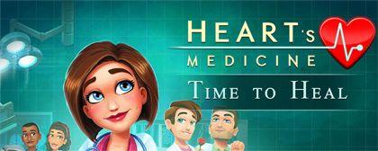 Zahrajte si HTML5 hru Hearts Medicine Time To Heal za 97%