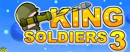 Zahrajte si online akční hru v HTML5 King Soldiers 3 za 95%