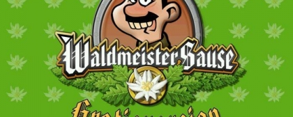 Waldmeister Sause Edelweiß XS