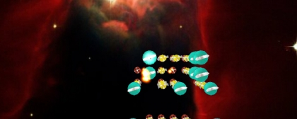 3D Space Invaders LB1