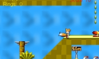 Tails Flight To The Future Zone