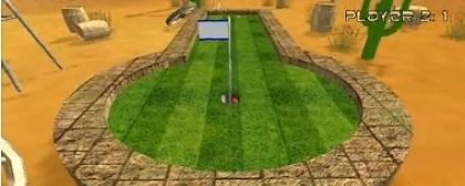 Dynamite Dust Mini Golf