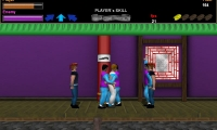 Kung-fu Master 3D