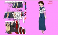 Student Girl Dress Up Game