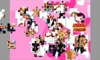 Cheetah Girls Puzzle