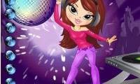 Ravin DJ Girl