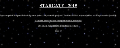 Stargate - 2015
