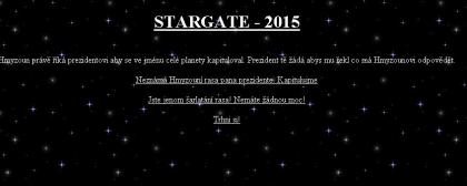 Stargate - 2015