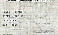 Enemy Bomber Balloons
