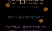 Asteroids (Brian Postma)