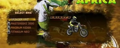 Super Motocross Africa