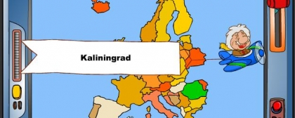 Geography Game – Europe