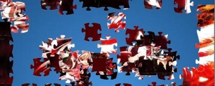 Jigsaw puzzle: anime