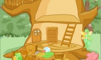 Tree House Decoration Game