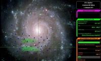 Galaxy War - Qeyons Attack!