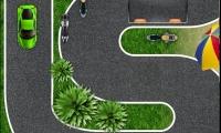 Beachside Parking
