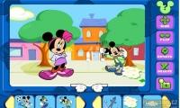 Mickeys Photo Album