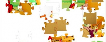 Winnie the Pooh 1 Jigsaw Puzzle