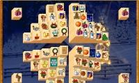Gekko Mahjongg: Weihnachts Edition