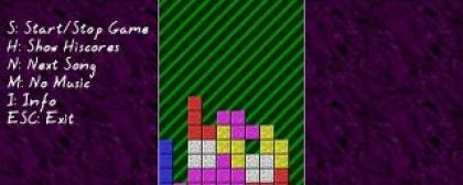 Tetris 1 Crossfire
