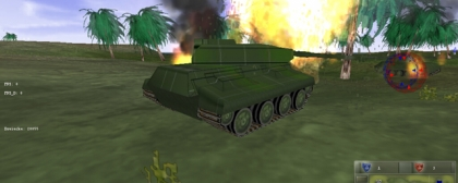 Theos Tank War