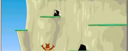 Monkey Diving