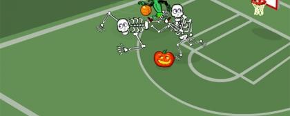 Spooky Hoops