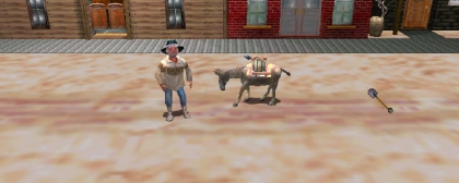 Lost Dutchman Mine 3D