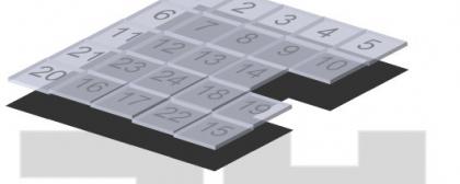 25 Numeric Puzzle