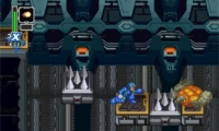 Mega man X - Timevortex