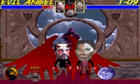 Ultimate Gamiseta Kombat 3