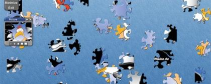 Sumpfhuhn Puzzles