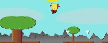 The Squares: Kyles Quest - Freegamearchive.com
