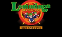 Lemmings Revolution Minigame