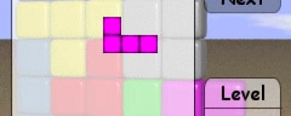 Klein Tetris