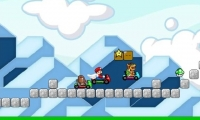 Super Mario Bros Racing