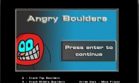 Angry Boulders