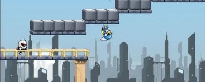 Gravity Guy by Miniclip