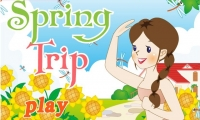 Spring Trip Girl