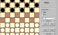 Simple Draughts
