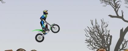juegos flash moto trial: