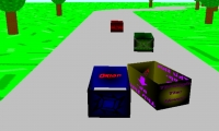 Turbo Cart 3D