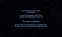 Star Wars Fleet Commander: Clone Wars