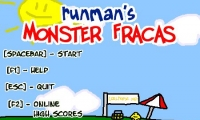 RunMan's Monster Fracas