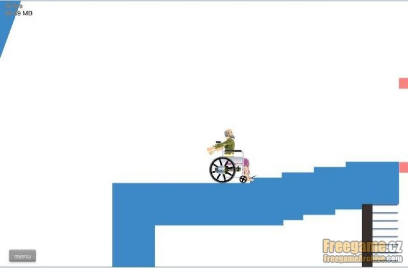 happy wheels free game
