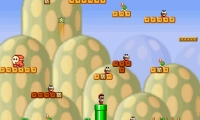 Super Mario Alpha 100 Magic Stars