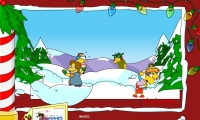 Springfield Snow Fight
