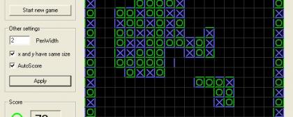 Square Game