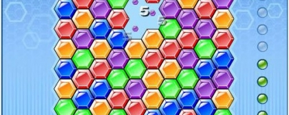 MSN Games Hexic